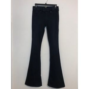 True religion - black stretch jeans